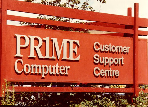 Prime Support Center